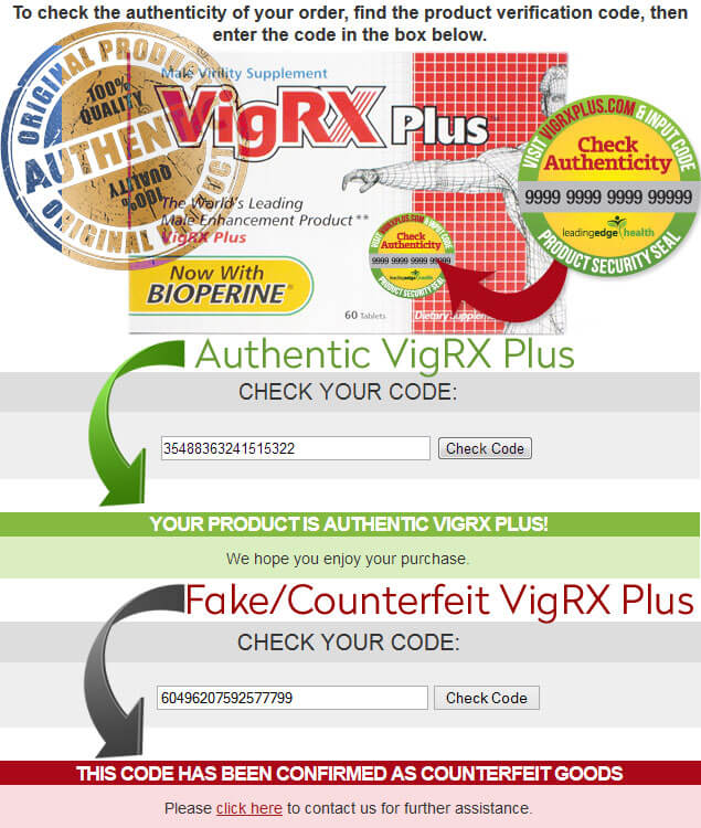 VigRX Plus Colombia