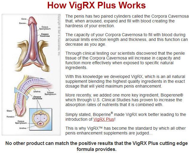 VigRX Plus Funciona Realmente