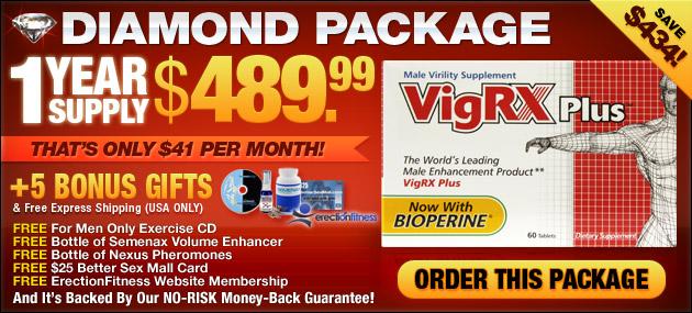VigRX Plus And Jelqing