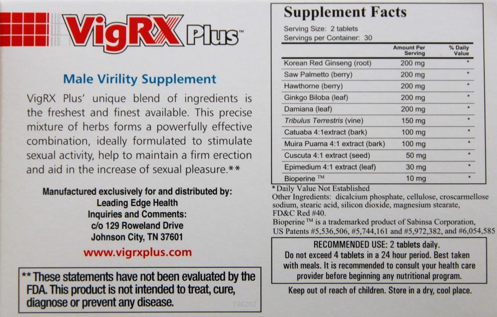 VigRX Plus Mercadolibre Peru