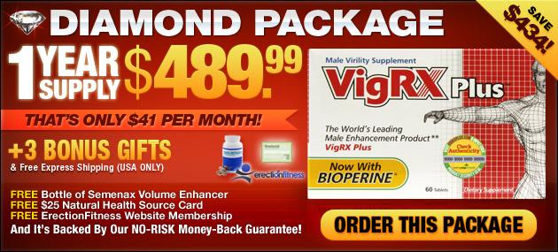 Does VigRX Plus Make You Bigger Permanently